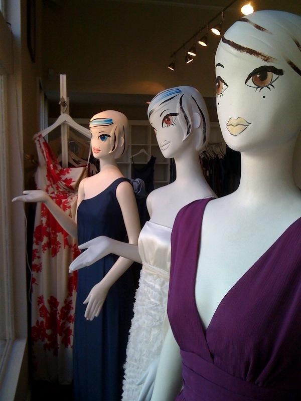Pucci Mannequins