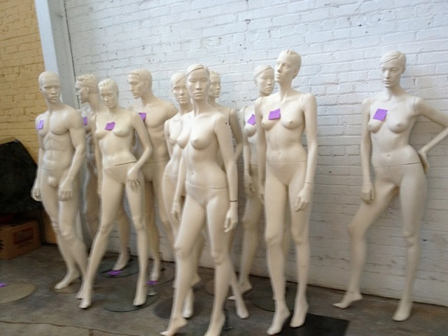 Discount Prices On Patina V Brand Mannequins