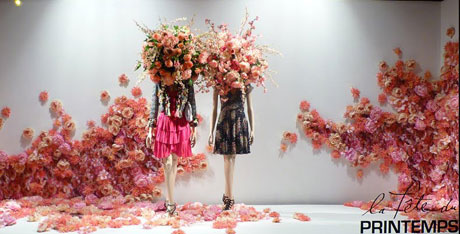 1000 images about display on pinterest visual - Window decorations for spring ...