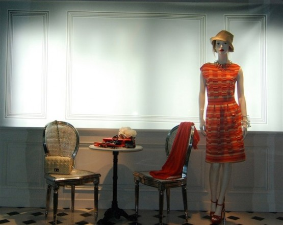 What the French can teach American retailers about Window Displays -