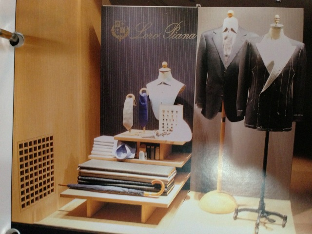 Clothing stores. Mens clothes stores