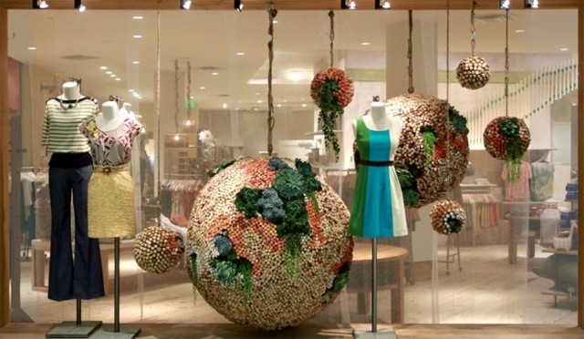 Six Window Display Ideas For Celebrating Earth Day