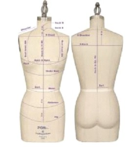 Fashion Design Guide How To Drape A Garment On A Dress Form