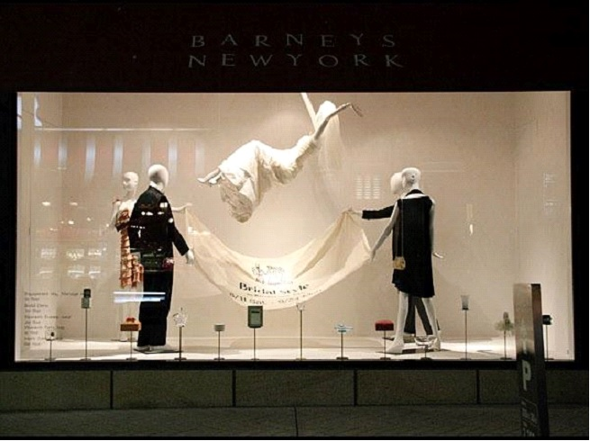 Five Unusual Things To Make Your Store Window Displays