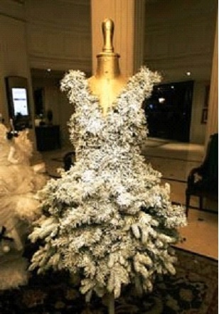 if you want to see more ideas like this follow our dress forms christmas tree board on pinterest and after christmas is over you can re use mannequins and
