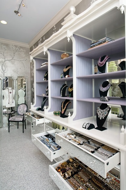 Celebrity Rooms Design: How To Turn Your Closet Into A Celebrity Style Dressing