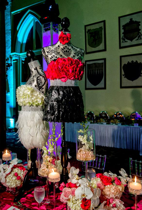 How Event Planners Use Dress Forms For Fashion Themed Parties amp Bat Mitzvahs