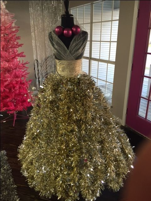 Dress Forms Holiday Trees Where To Find Them Or How To