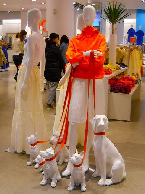 Dog Mannequins On Sale Today For National Pet Appreciation