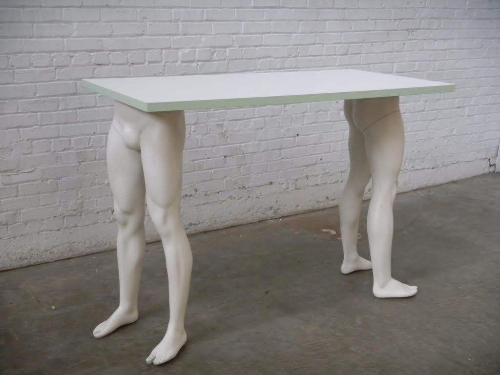Video Tutorial How To Make A Table With Mannequin Legs