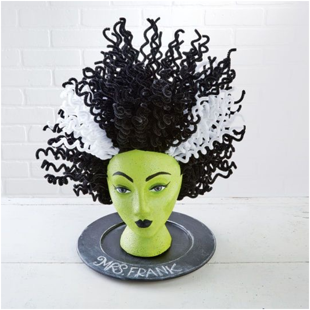 7 Creative Diy Ways To Use Mannequin Heads For Halloween